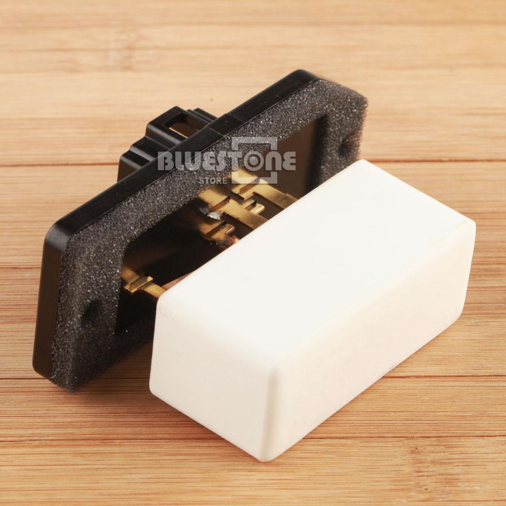 Blower motor heater ac fan resistor kit for 94 08 dodge for Duralast ac heater blower motor resistor