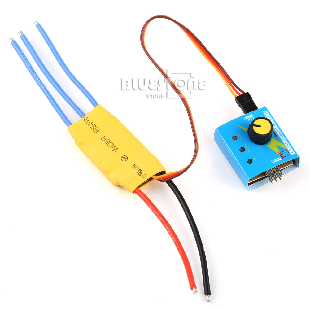 30a 12v dc 3 phase high power brushless motor speed for 3 phase motor speed control
