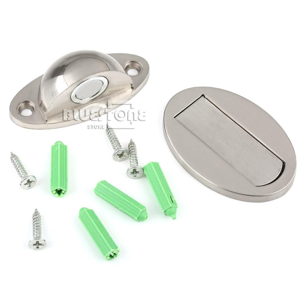 Concealed Magnetic Door Stopper Doorstop Do Or Stop Holder