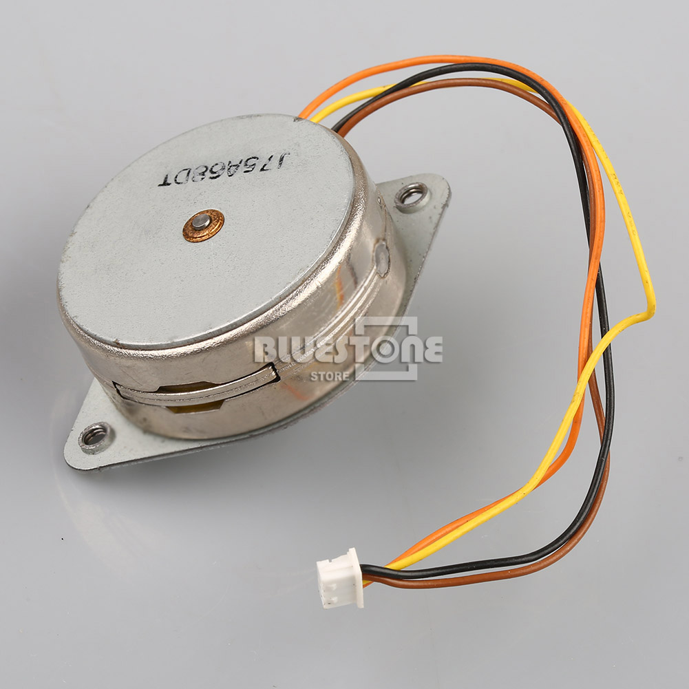 Dc 5v 2 Phase 4 Wire Small 35mm Stepper Motor Micro Step