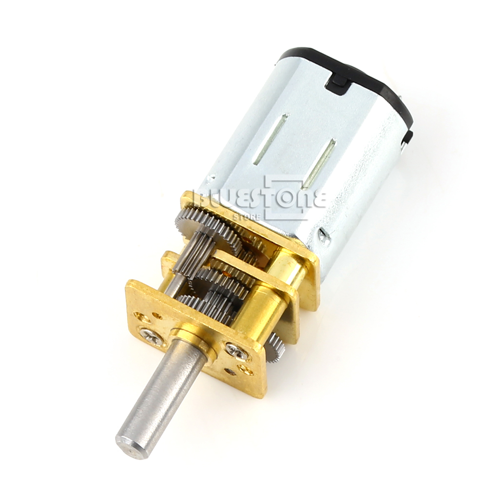n20 gear motor small micro geared box electric motor 6v dc