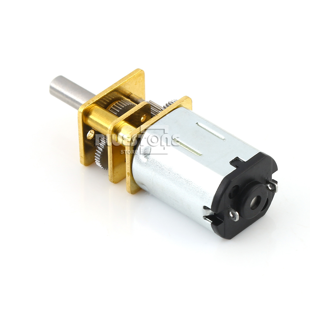 N20 gear motor small micro reduction geared box electric Small gear motors dc