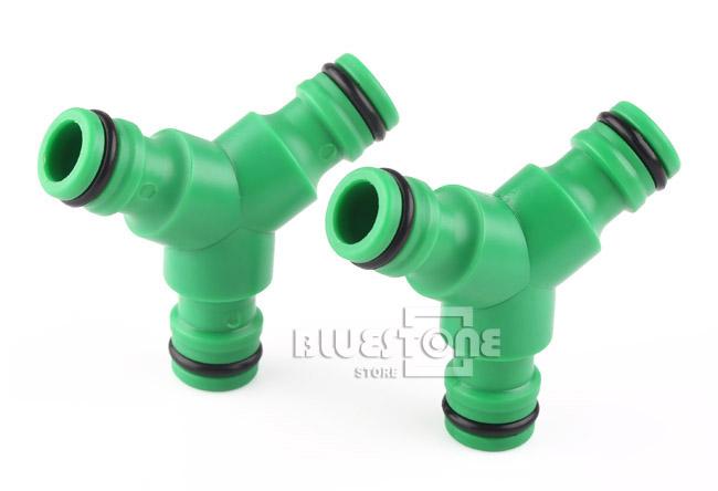 Pcs quot ways y piece water hose pipe tube plumbing