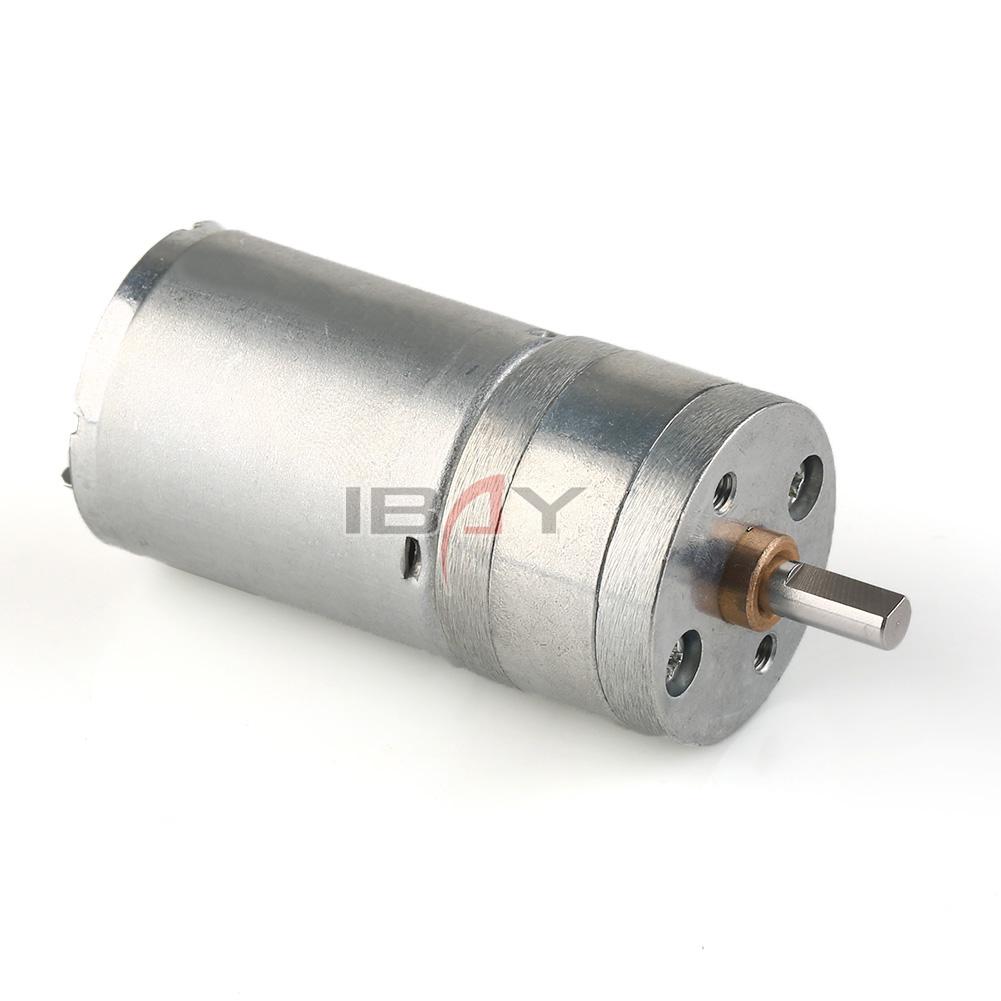 New 1000rpm 12v high torque mini electric dc geared motor for Hi torque electric motor