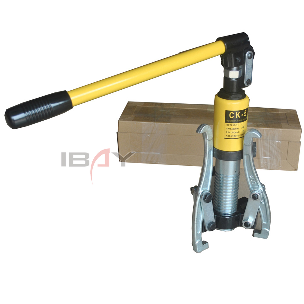 Bearing Puller Heavy Duty : Heavy duty ton hydraulic bearing gear hub puller