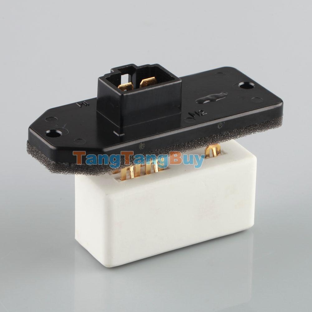 Blower motor fan resistor heater ac hvac 1994 2008 dodge for Hvac blower motor resistor