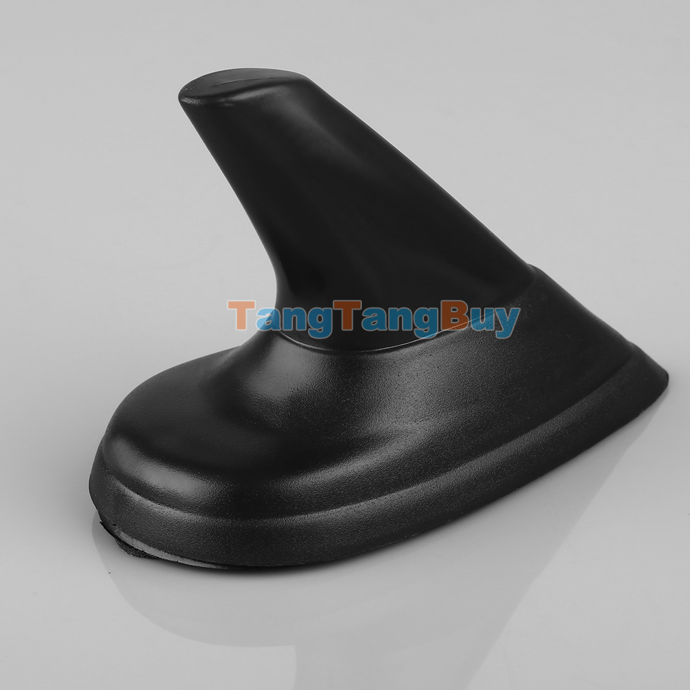 Black shark fin dummy decoration aerial antenna for saab 9 for Antenna decoration