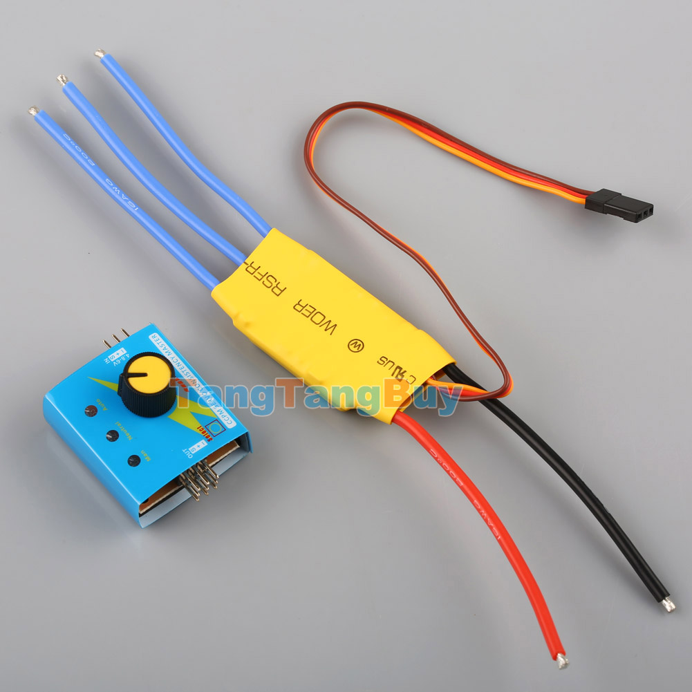 Dc 12v 30a 3 phase brushless motor speed control high for Three phase motor speed control