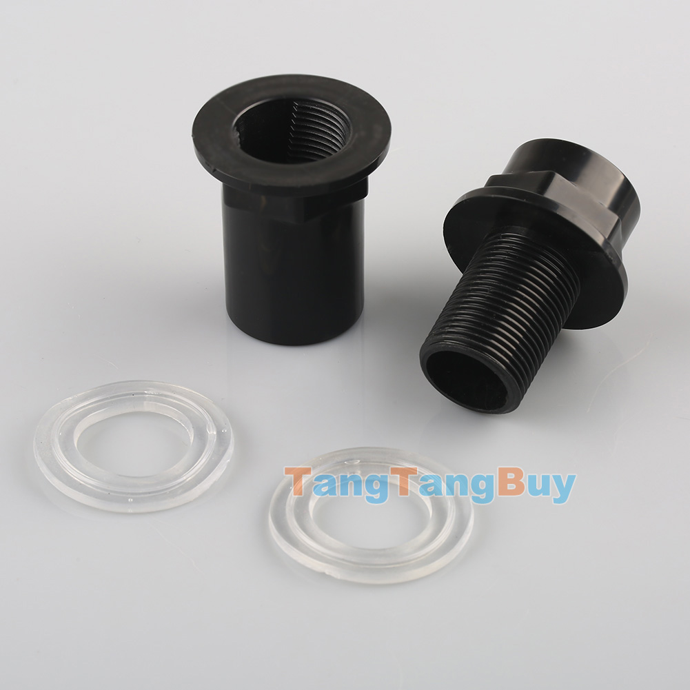 Fish tank water joint pvc waterproof connectors aquarium