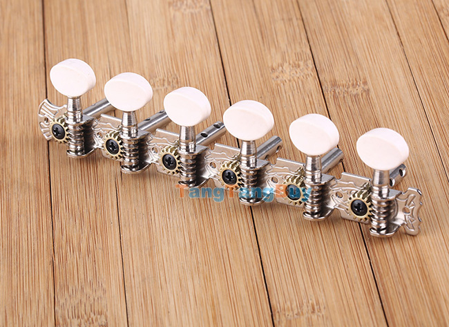 6l6r 12 string acoustic guitar tuning pegs machine heads tuner ebay. Black Bedroom Furniture Sets. Home Design Ideas