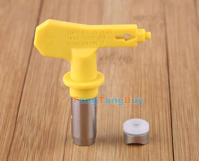 Airless Spraygun Manufacturers Mail: Airless Spray Tip For Graco / Titan/ Wagner Airless Spray